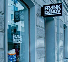 Frank Dandy opens concept store