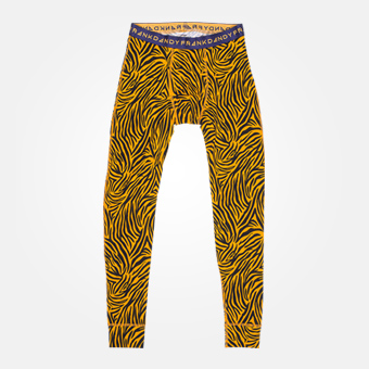 Tiger Long Johns - Orange