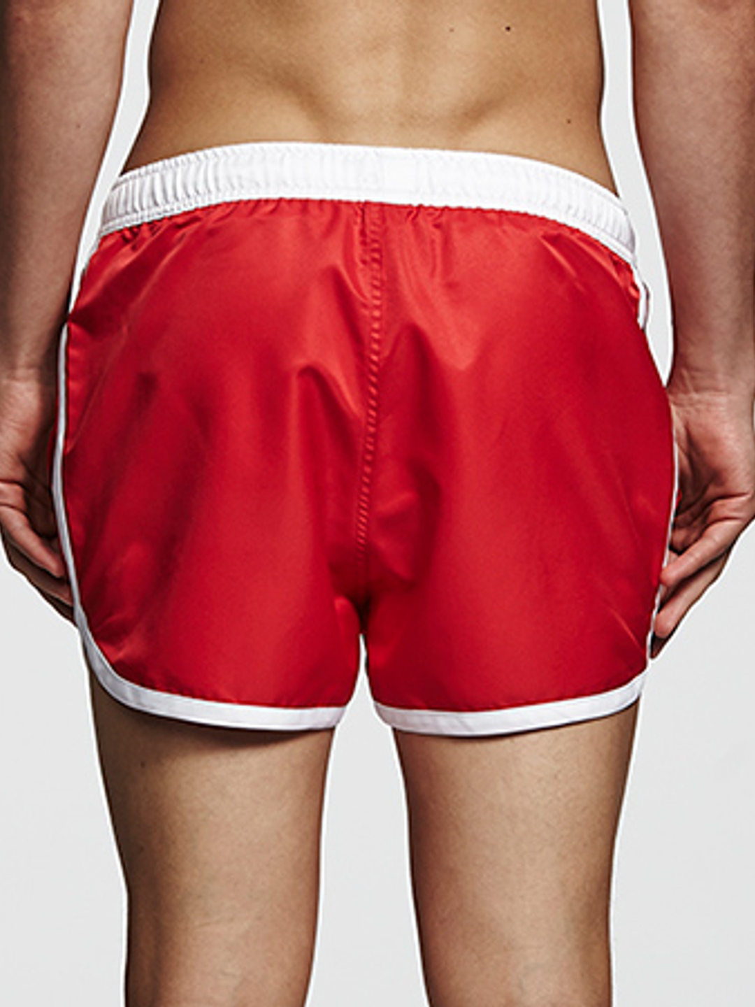 St Paul Swimshorts - Red