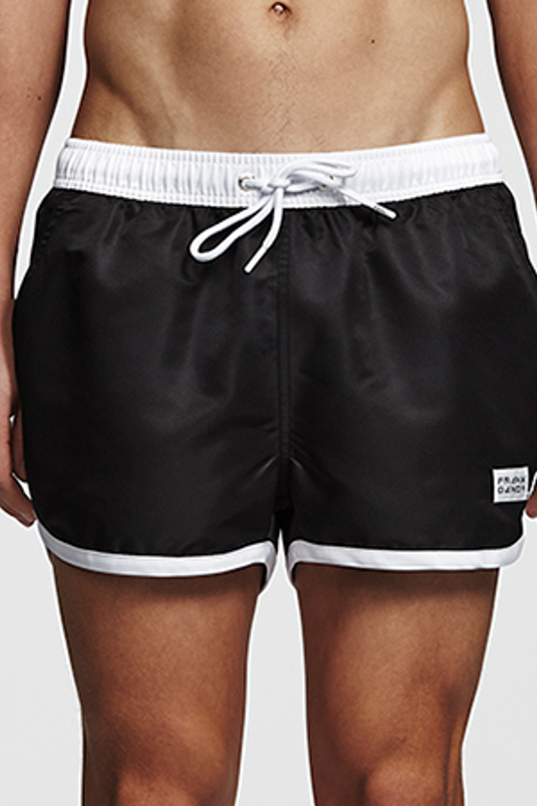St Paul Swimshorts - Black