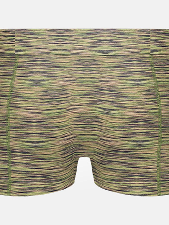 Bamboo Trunk - Grönmelerade