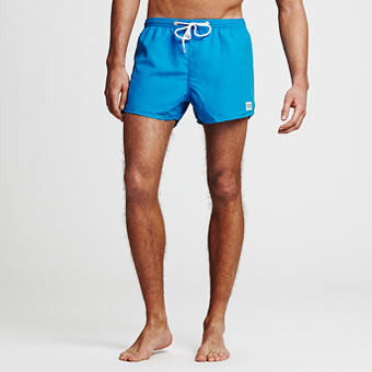 Breeze Swimshorts - Klarblå