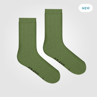 Military Green - Bamboo Socks
