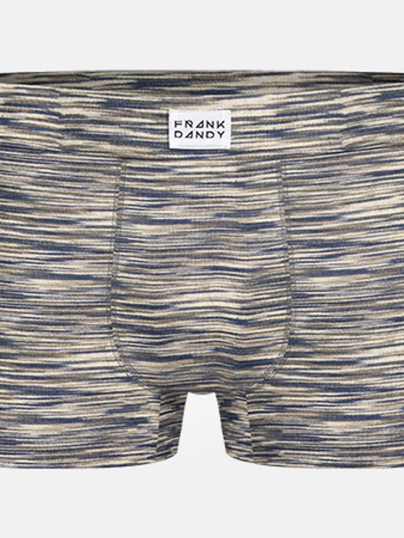Bamboo Trunk - Gråmelerade