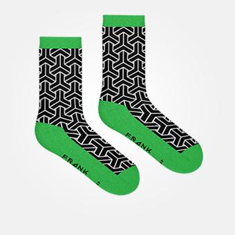 Bamboo Waka Crew Sock