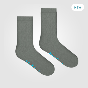 Black Green - Bamboo Socks