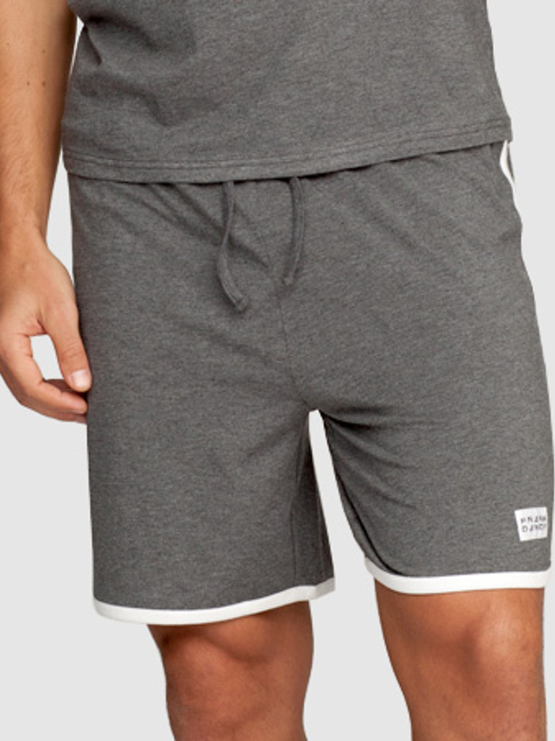 St Paul Bamboo Contrast shorts