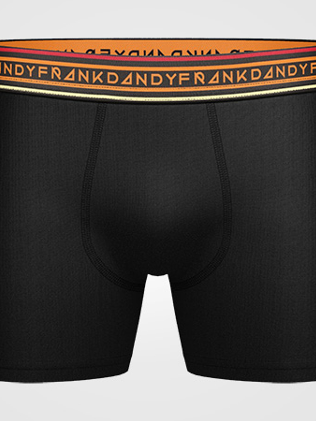 3-Pack Solid Boxer w S Black