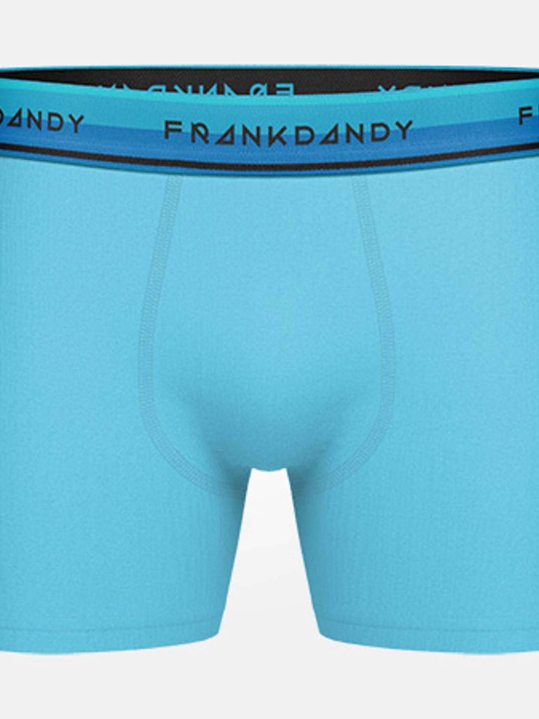 3-Pack Solid Boxer w S Blue