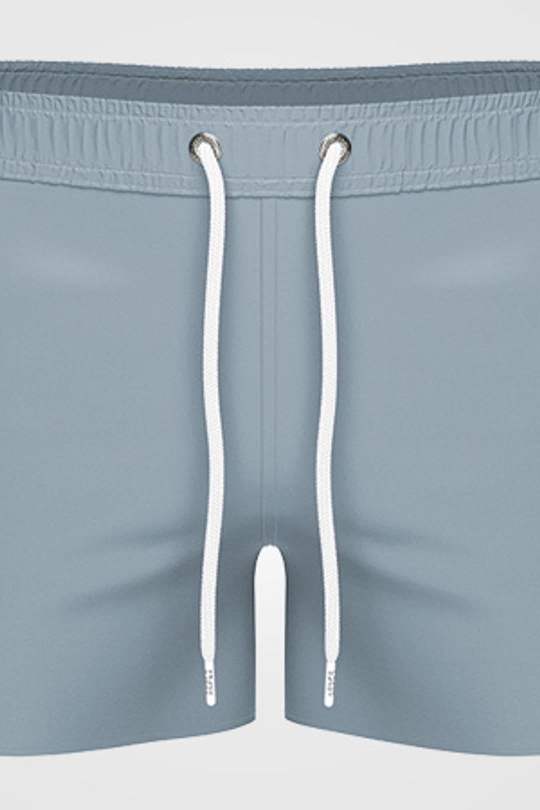 Breeze Long Swim Shorts - Denim