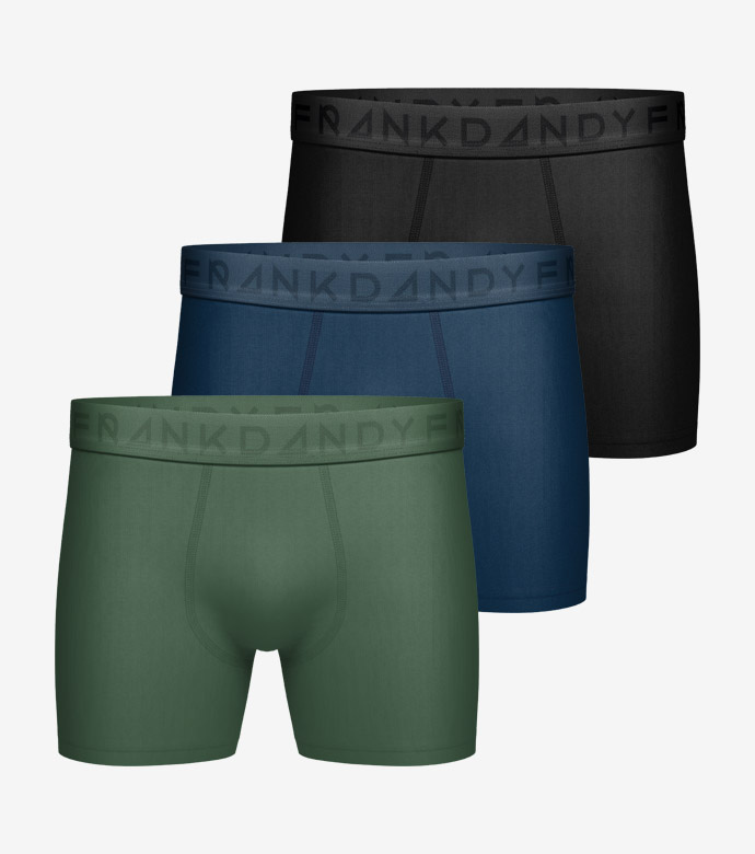 0b07cff34e8 Buy Single Colored Underwear for Men | Frank Dandy