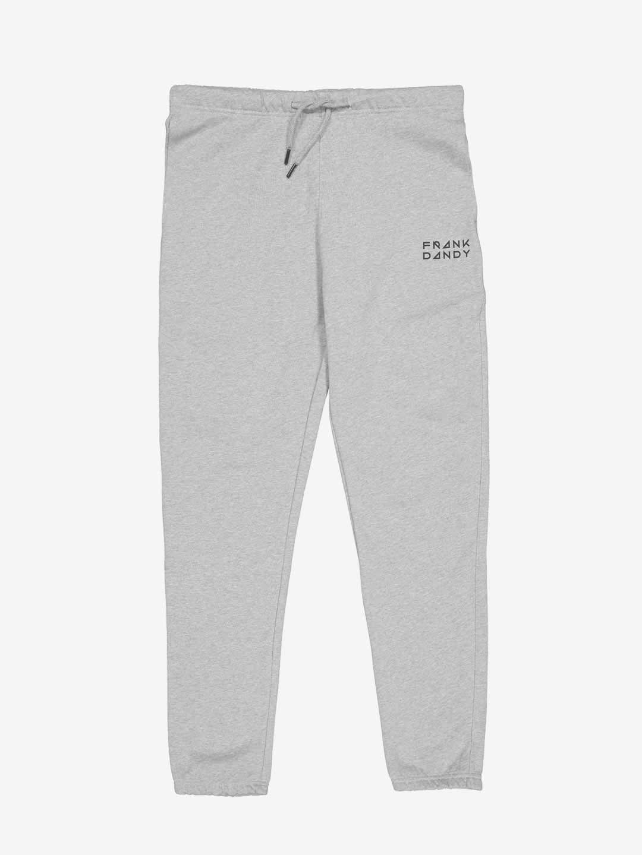 Frank Dandy Unisex Solid Sweat Pants