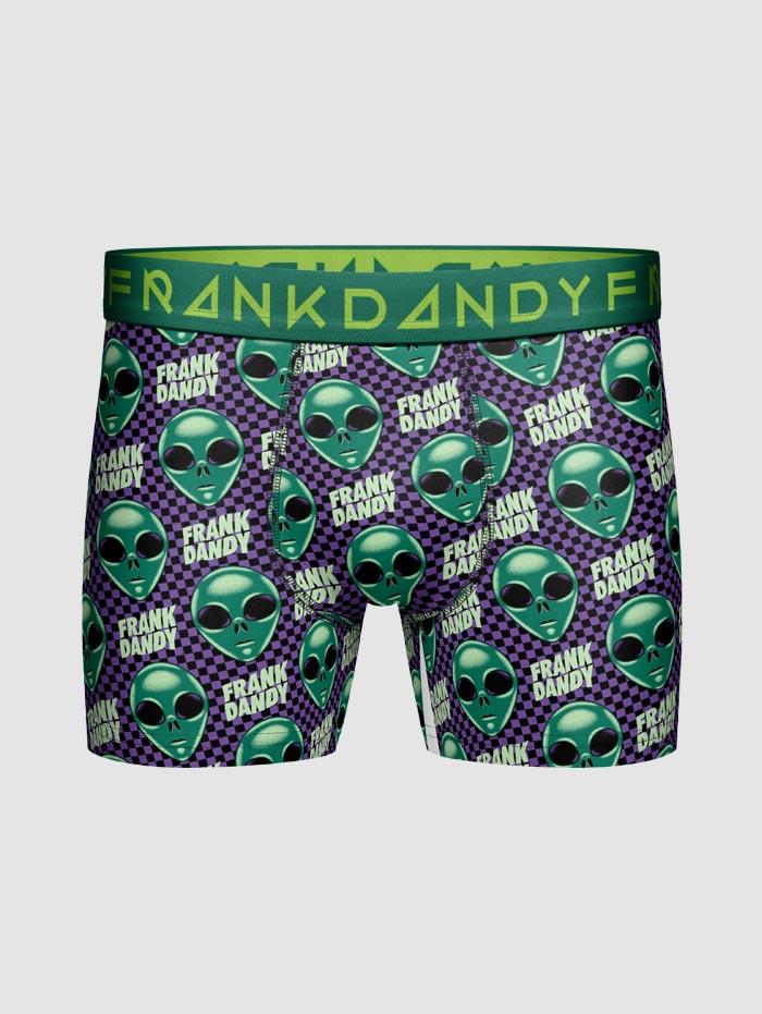 Frank Dandy Frank Alien Boxer