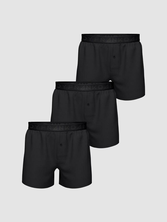 Frank Dandy 3-Pack Legend Organic Boxershorts