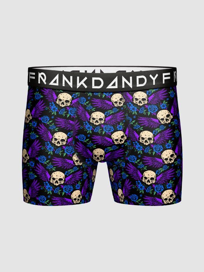 Frank Dandy Sculls & Wings Boxer