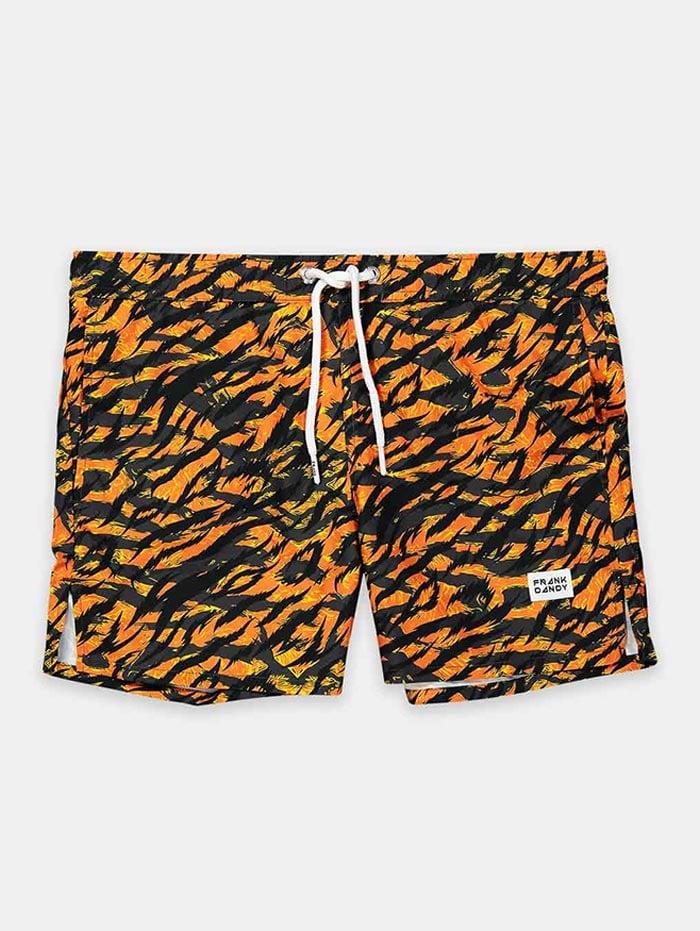 Frank Dandy Tiger Camo Swim Shorts