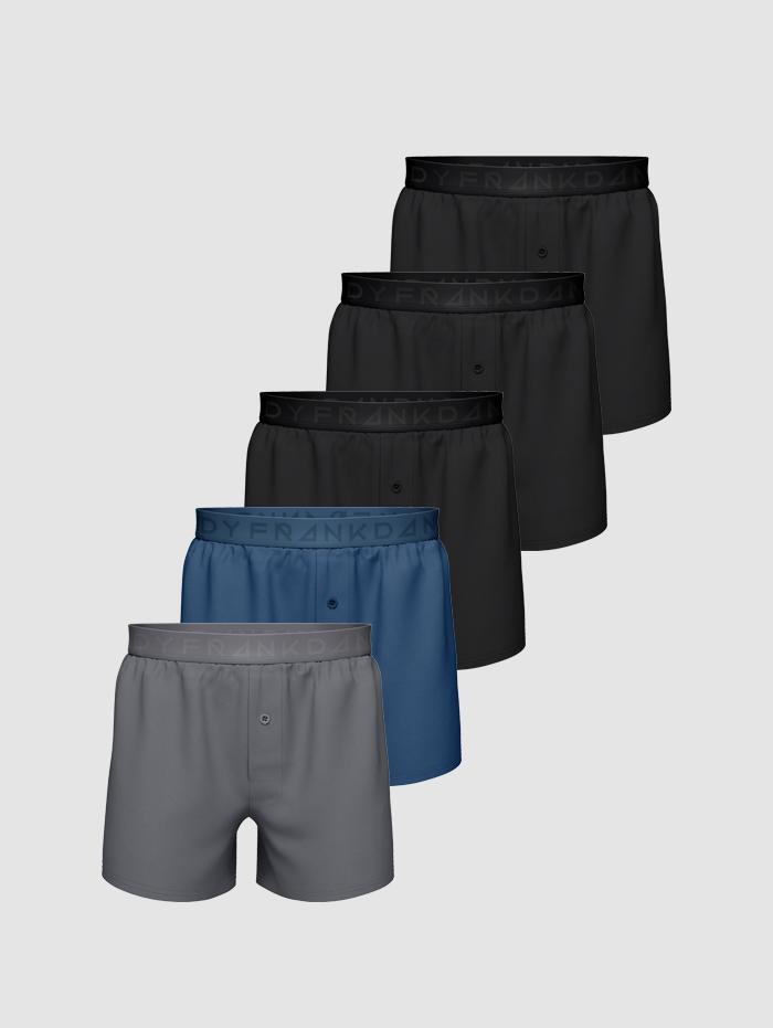 Frank Dandy 5-Pack Legend Organic Boxershorts