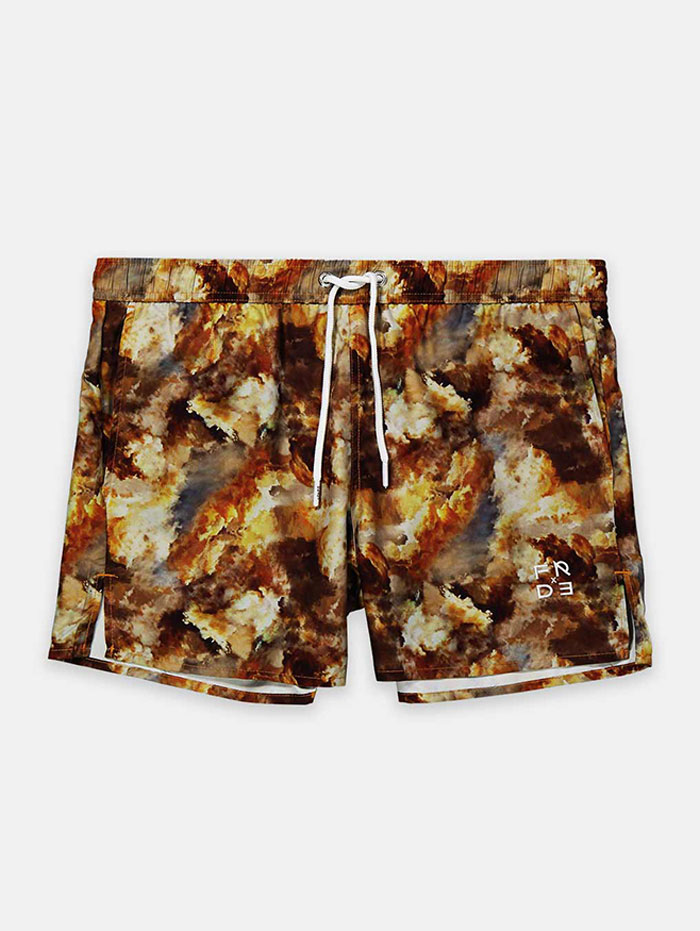 Frank Dandy The Cloudy Day Swim Shorts